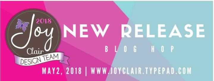 Joy Clair New Release Blog Hop – Many Names StampSet