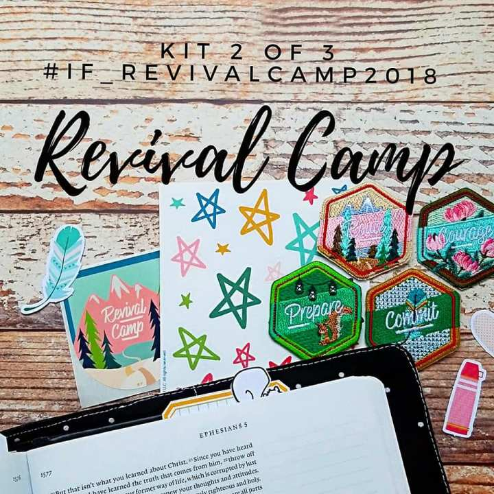 Illustrated Faith Revival Camp Kit #2