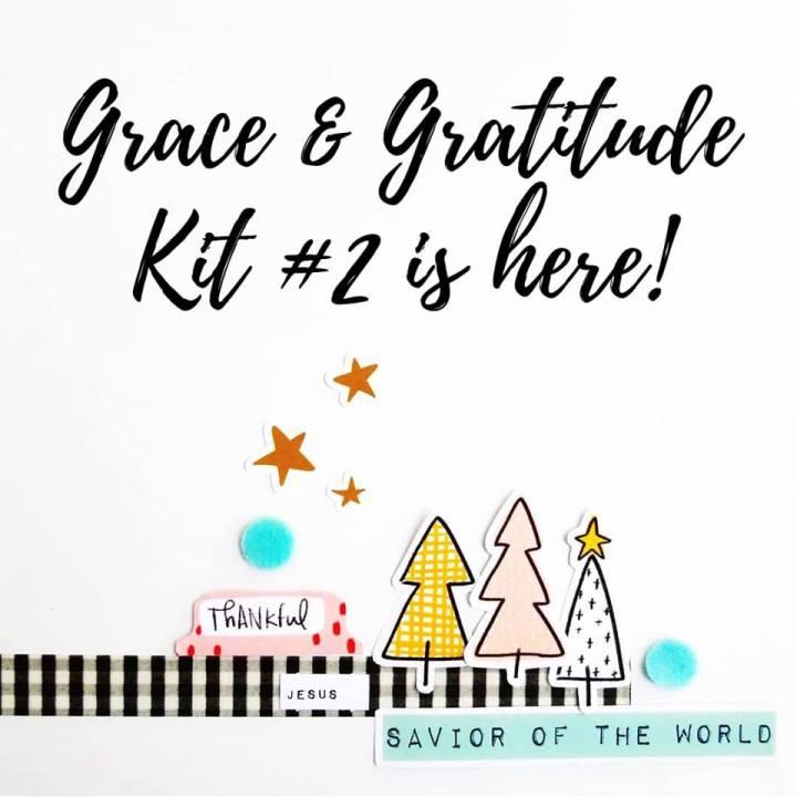 Grace & Gratitude Kit#2