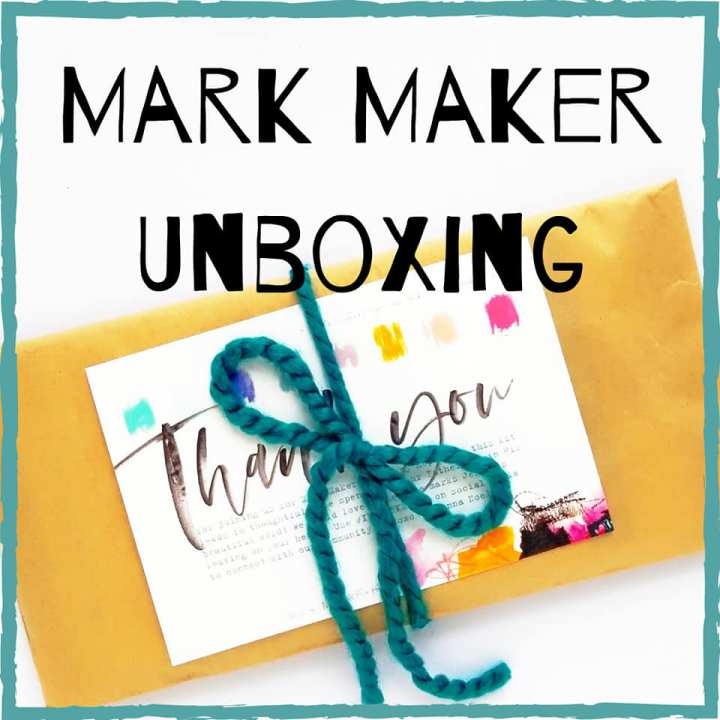 Illustrated Faith Mark Maker Kit!