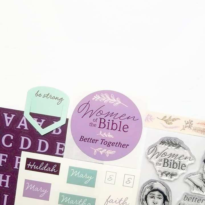 Women of the Bible Dayspring Kit #1