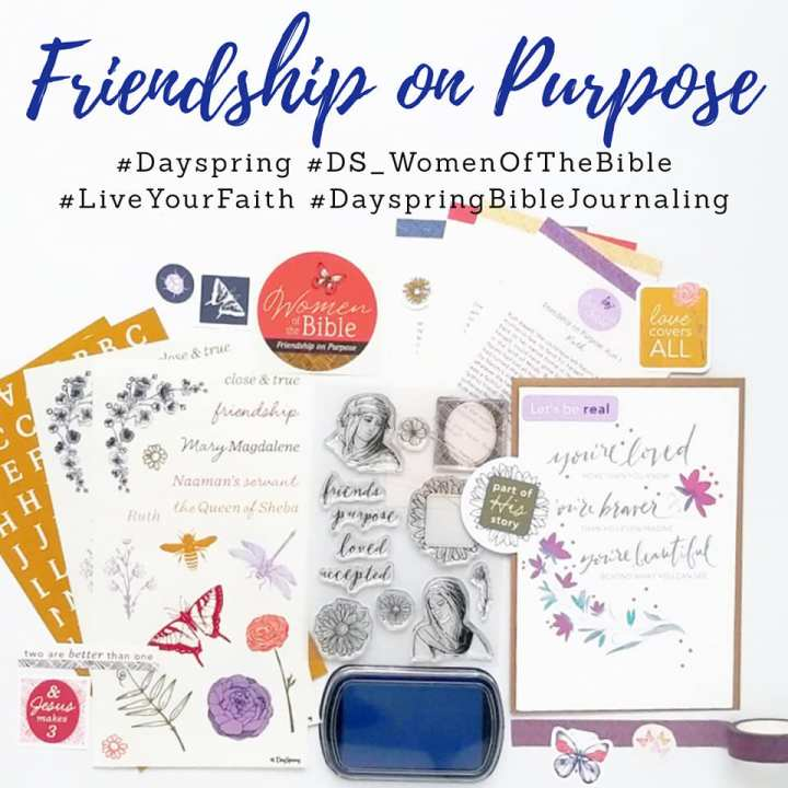 Women of the Bible Dayspring Kit #2