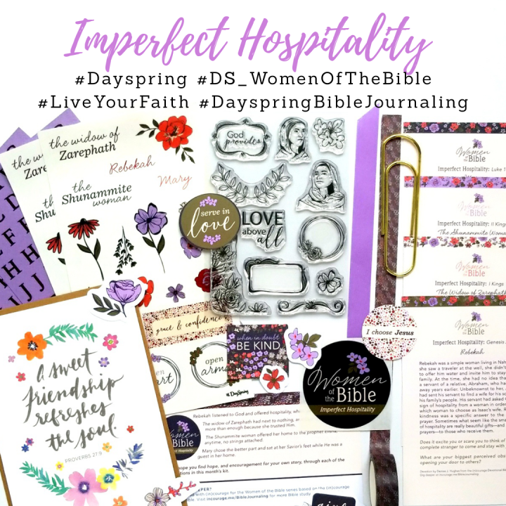 Women of the Bible Dayspring Kit #3