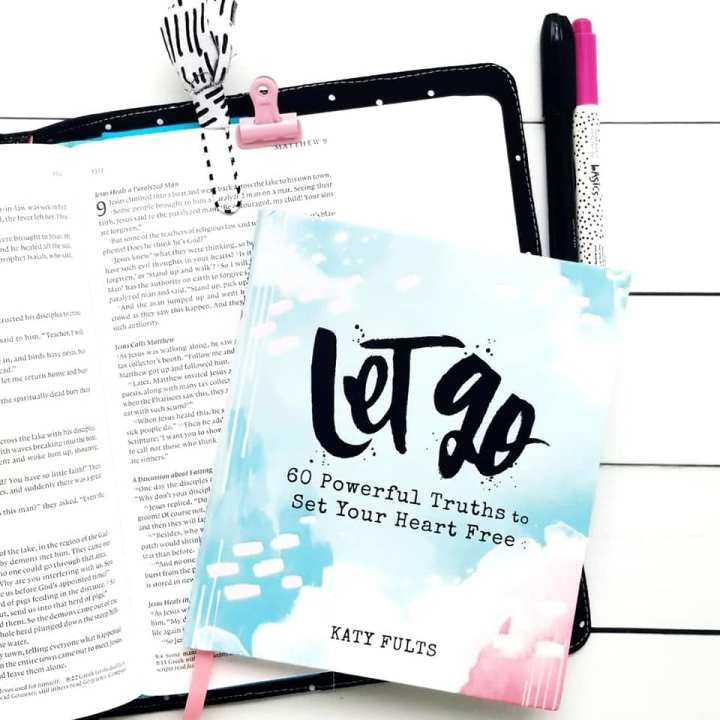 """Let Go"" by Katy Fults"