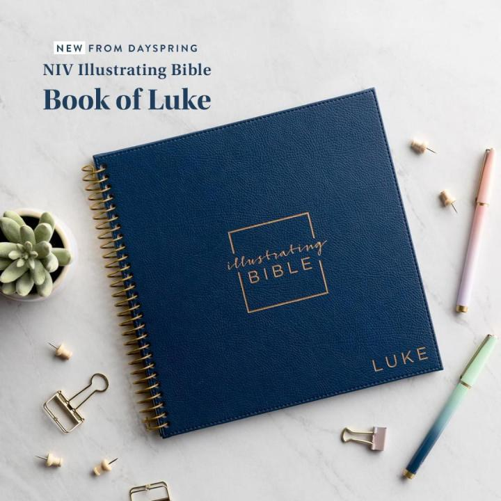 Dayspring's Spiral Edition of The Book Of Luke!